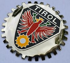 Tirol Austria - car grille badge