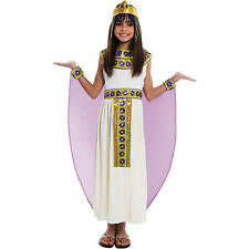 Cleopatra Ancient Egyptian Queen of the Nile Girls Halloween Costume Size Small