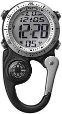 Dakota Watch Co. Digi Clip Black 3086-3