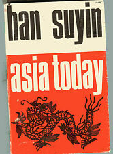 HAN SUYIN Asia Today Vintage TradePB 1969 Beatty Memorial Lectures