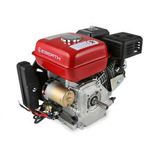 "EBERTH 6.5 HP 4.8 KW Petrol engine 1 cylinder electric start 19.05mm 9/16"" shaft"