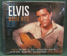 Elvis Presley Movie Hits 2 Cd Set SEALED EU Import