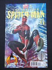 Superior Spider-man #1 NM  London Comic Book Convention Variant  2012  Marvel