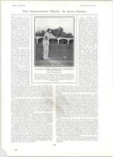 1905 Mr Jr Mason Cricket Mrs Clement Scott Miss Kitty Lindley
