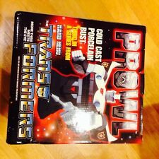 Prowl cold cast procelain Hard Hero bust The Transformers Limited To 5000 New