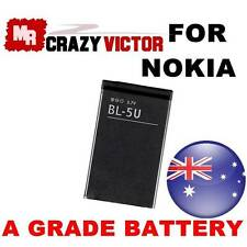 New BL5U BL-5U BL 5U Battery For Nokia 8900E 8900 8900i 2660C *Melbourne SELLER*