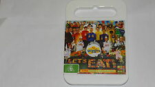 THE WIGGLES LET'S EAT DVD