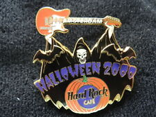Pin Hard Rock cafe Amsterdam Halloween 2000