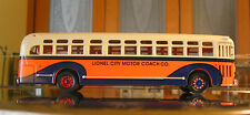 CORGI 54011 GMC TDH4507 O SCALE OLD LOOK TRANSIT BUS - LIONEL CITY MOTOR COAC