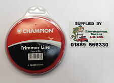 FLYMO ELECTRIC STRIMMER TRIMMER LINE 1.5mm 20 mtrs ROLL
