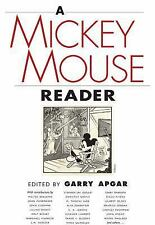 A Mickey Mouse Reader, , Very Good Book