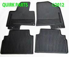 OEM NEW Front and Rear All Weather Floor Mats 10-13 Kia Sportage 3W013-ADU00