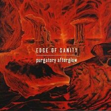 Purgatory Afterglow Edge of Sanity CD 1995 Black Mark FREE FROM USA SHIPPING