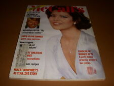 McCall's Magazine, May, 1977, Princess Caroline of Monaco Cover, Robert Redford!