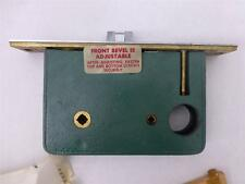 VINTAGE MORTISE RUSSELL & ERWIN  LOCK RUSSWIN EXTRA LOCK 2024 US26D lock only