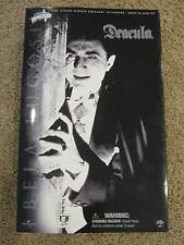 "NEW SideShow Dracula Silver Screen Edit 12"", Bela Lugosi, Vampire MINT in BOX"