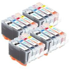16 Ink Cartridges for Canon Pixma iX4000 iP4500 MP530 MP810 MP520 iP5200