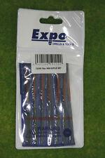 Expo outils 10 pièce mini aiguille fichier jeu 72536