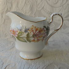 Vintage Paragon (Royal Albert ) Lattiera Cream Jug Country Lane Pattern 1963