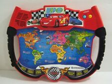 Vtech Disney Cars 2 Lightning McQueen Learning Atlas Educational toy with sound