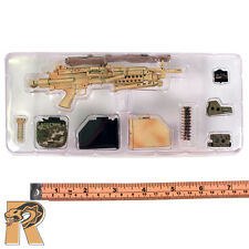 CD75002 - MK46 Mod 1 Machine Gun (Tan Para Stock) #5 - 1/6 Scale Figures