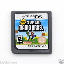 Auction Super Mario Bros.(Nintendo DS) XMAS Gifts Game Card Only