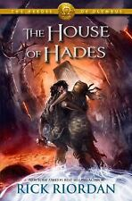 The House of Hades (Heroes of Olympus, Book # 4) by Riordan, Rick