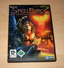 Computerspiel PC Game Spiel - Spellforce - Shadow of the Phoenix  2. Erweiterung