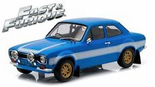 GREENLIGHT 19022 BRIAN'S 1974 FORD ESCORT RS2000 MK FAST AND THE FURIOUS 6 1/18