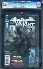 BATMAN THE DARK KNIGHT ANNUAL #1 - CGC 9.8 - SOLD OUT FIRST PRINT EDITION