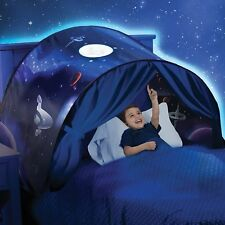 Space Adventure Theme Dream Tents Kids Pop up Bed Playhouse Folding Indoor Tent  sc 1 st  eBay & Sofia The First Princess Castle Tent Playhut 32833dt-4t | eBay