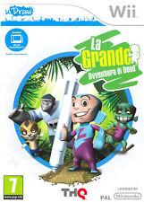 La Grande Avventura Di Dood - UDraw Nintendo WII IT IMPORT THQ