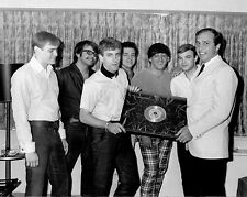 "Tommy James and the Shondells 10"" x 8"" Photograph no 1"