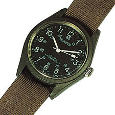 Rothco 4104 O.D. Military Field Watch - Water Resistant- Olive Drab