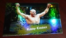 Randy Couture 2010 Topps Main Event UFC GOLD Card #42 15 28 34 43 44 49 52 57 91