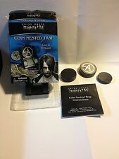 Coins Nested Trap by Criss Angel - Criss Angel Magic - Close-up Coin Magic Trick