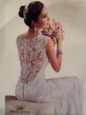 Maggie Sottero Wedding Dress -  Melaine - Size 10 - Ivory/ Lt. Gold