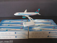 12 x First Choice Airways Airbus A320 Push Fit Models 1:200 Scale  - New