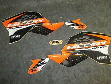 KTM SX65 2009-2015 Factory FX racing orange/black graphics kit GR1091