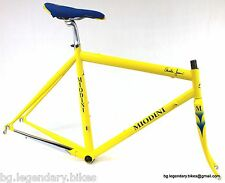 "VINTAGE CRONO Road Racing time trial 26""/28"" columbus max and air Frame Set"