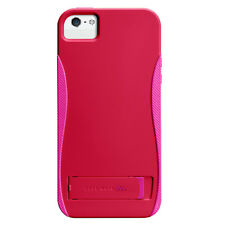 Case Mate Pop Case For iPhone 5 5S Pink with Stand New in Retail Packaging