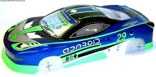 L690 1/10 Scale Drift Touring Car Body Cover Shell RC Blue Green Uncut