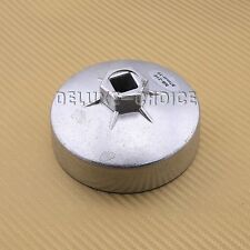 Oil Filter Socket Wrench Cup Style Removal Tool 86mm 16 Flutes  Drive