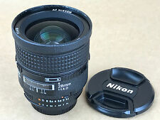 Nikon 28mm f/1.4 D Nikkor AF Lens 28 1.4 - Clean Glass