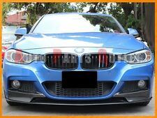 Performance Carbon Fiber Front Bumper Splitter Lip For BMW 2012+ 328i 335i M