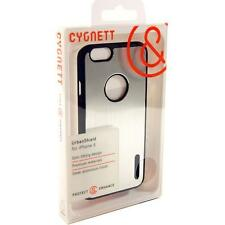 GENUINE CYGNETT SILVER CASE COVER FOR APPLE iPHONE 6 6S URBANSHIELD RRP £20 NEW