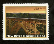 4511 New River Gorge Bridge Single Mint/nh (Free shipping offer)