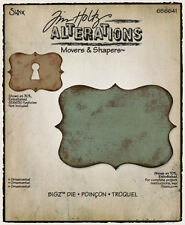 Sizzix Tim Holtz Alterations Movers and Shapers Die  Ornamental 656641