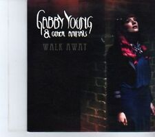 (DR588) Gabby Young & Other Animals, Walk Away - 2012 DJ CD