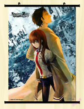 Steins;Gate Makise Kurisu Home Decor Anime Japanese Poster Wall Scroll Hot B004